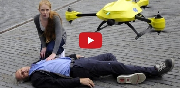 The Ambulance Drone