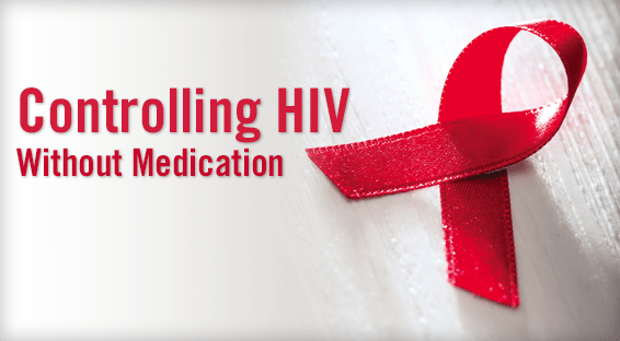 Controlling HIV Without Medication