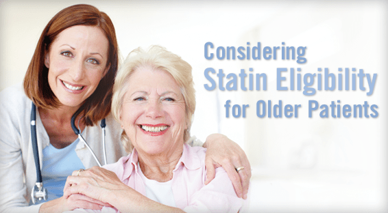 Considering Statin Eligibility for Older Patients