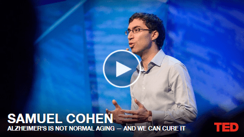 Alzheimer's is Not Normal Aging & We Can Cure It – VIDEO