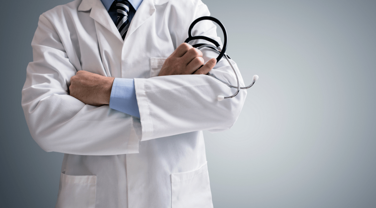 Mystery solved: Keep your white coats. And your sleeves.