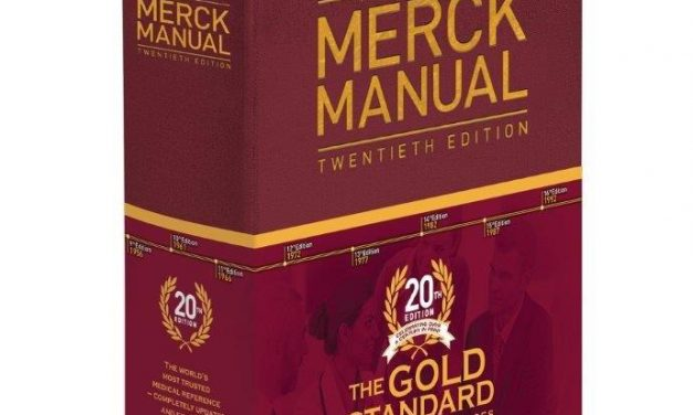 The Merck Manual Is Introduced in its 20th Edition