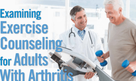 Examining Exercise Counseling for Adults With Arthritis