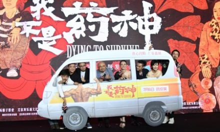 Cancer drug movie strikes nerve in China, becomes box-office hit