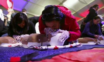 CPR training should change, and maybe there should be an app for that