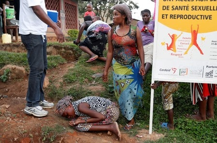Battle against Ebola being lost amid militarized response, MSF says